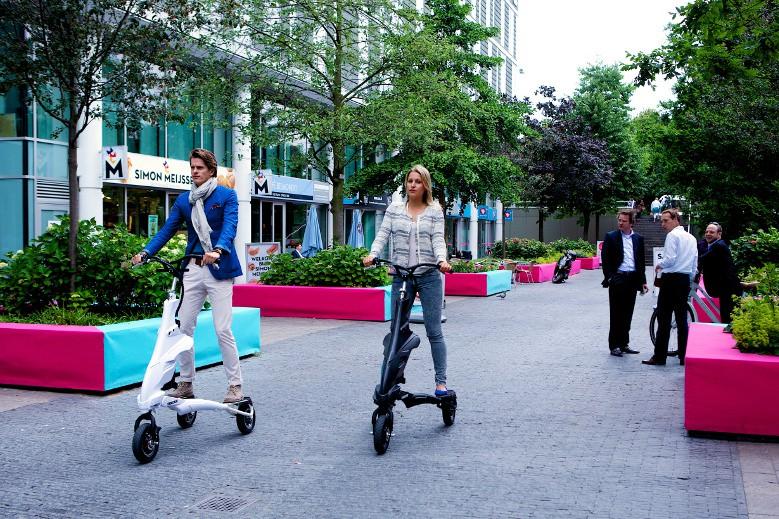 eTrikke ev5 : La mobilité autrement